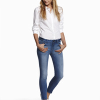 DL 1961 Florence Skinny Cropped 2851