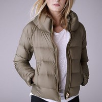 Burberry Brit 'Townfield' Short Goose Down Jacket | Nordstrom