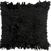 Claire Ruffle and Frill Decorative Pillow - Home Decor | Surya
