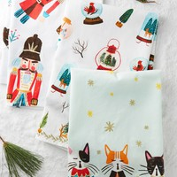Noel Tea Towel Set