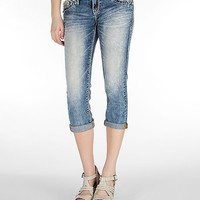 Rock Revival Perla Stretch Cropped Jean