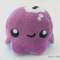 Octopus Plush - The Thoughtful Tako *Tuneful Musings (What's on your playlist?)*