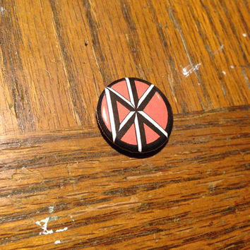 "Dead Kennedys 1"" Button"
