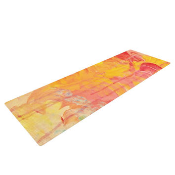 "Ebi Emporium ""Sun Showers"" Yoga Mat"