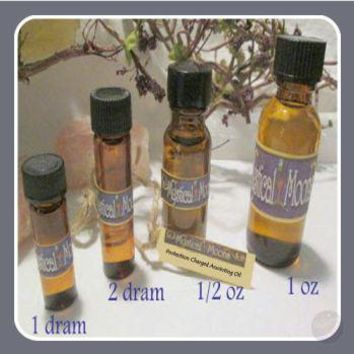 Protection Charged Anointing Oil