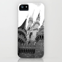 Disney Castle iPhone Case by AMarloweCanPrint | Society6