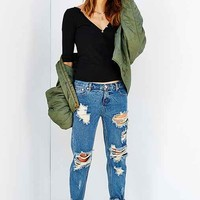 One Teaspoon Awesome Boyfriend Jean-