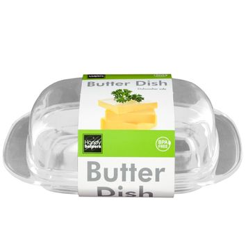 Acrylic Butter Dish Case Pack 12
