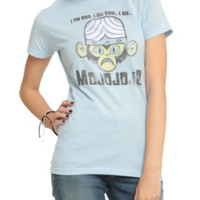 Powerpuff Girls Mojo Jojo Girls T-Shirt