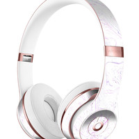 Marble Textures 19 Full-Body Skin Kit for the Beats by Dre Solo 3 Wireless Headphones