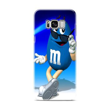 M&M's Blue Candy Samsung Galaxy S8 | Galaxy S8 Plus case