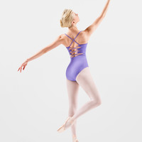 Free Shipping - Adult Twist Cord Camisole Leotard by MIRELLA