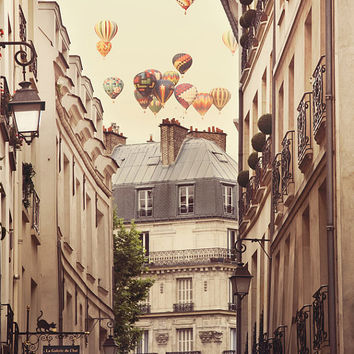 Paris is a Feeling 20x24 Fine Art Paris by irenesuchocki on Etsy