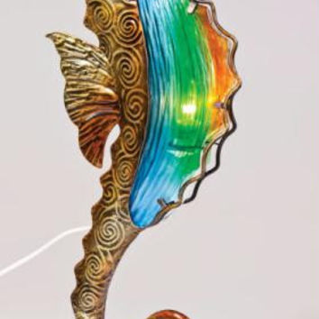 Decorative Lamp - Sea Horse