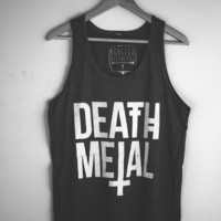 Monster Aesthetics brand DEATH METAL Tanktop