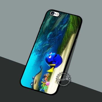 Facts About Finding Dory - iPhone 7 6 5 SE Cases & Covers #cartoon #animated #FindingNemo