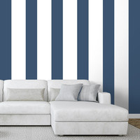6 Inch – Easy Stripe Wall Decals