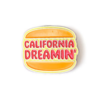 California Dreamin' Lapel Pin