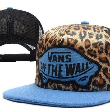 LMFON Perfect VANS Women Men Embroidery Sports Hip Hop Baseball Cap Hat