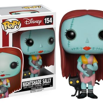 Nightshade Sally Nightmare Before Christmas Funko Pop! Vinyl Figure #154