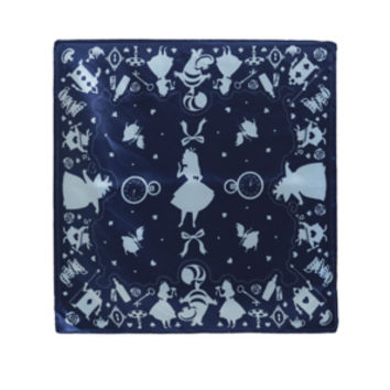 Disney Alice In Wonderland Satin Bandana