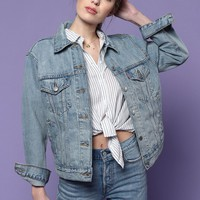 Levi's Ex-Boyfriend Trucker Jean Jacket - Dream Of Life
