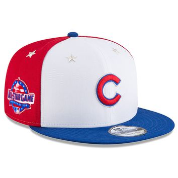 Chicago Cubs 2018 All Star Game 9FIFTY Snapback Hat By New Era