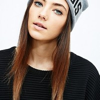 Eleven Paris Paradis Beanie in Grey - Urban Outfitters