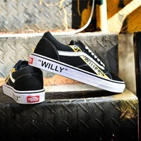 Off White X Vans Old Skool Willy 36 44