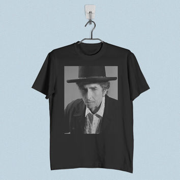 Men T-Shirt - Bob Dylan
