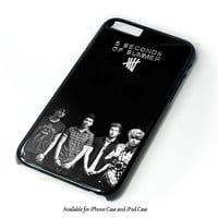5 Seconds Of Summer (5Sos) Logo Design for iPhone and iPod Touch Case