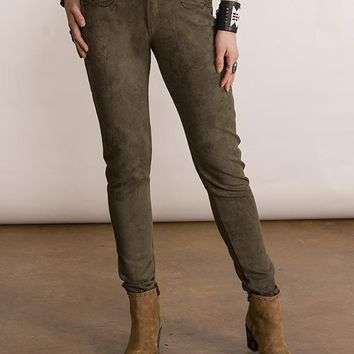 Double D Ranchwear Jimmy Jean~ Overland Olive
