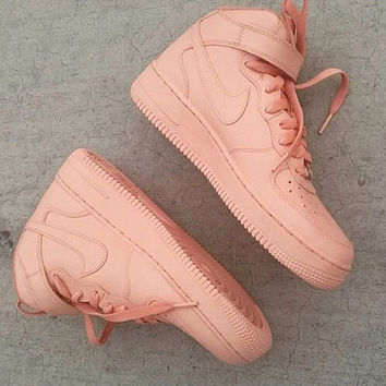 New Custom Painted  All Sizes Nike Air Force 1's High