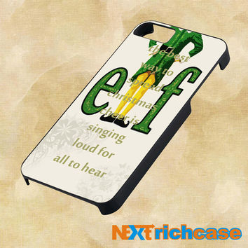 Christmas elf For iPhone, iPod, iPad and Samsung Galaxy Case