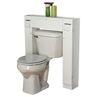 "TMS 34"" x 38.5"" Over the Toilet Cabinet"