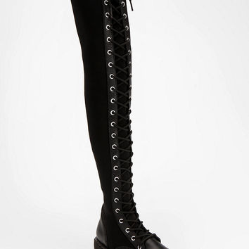 Urban Outfitters - Agyness Deyn For Dr. Martens Over-The-Knee Boot
