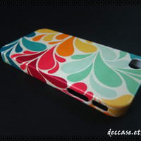 iPhone 4 case - Colors by DecCase
