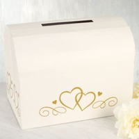 Ivory Wedding Card Holder Box 10in x 15in   Party City