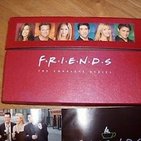 Friends The Complete Series DVD set
