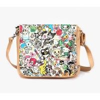 Sanrio Hello Kitty Friends W/ Tokidoki Shoulder Bag /Crossbody Bag $77.99