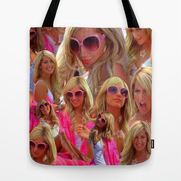Sharpay Evans // Fabulous Tote Bag by Lukas Emory