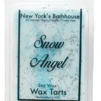 Snow Angel Soy Wax Tarts