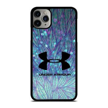UNDER ARMOUR PATTERN LOGO iPhone Case Cover