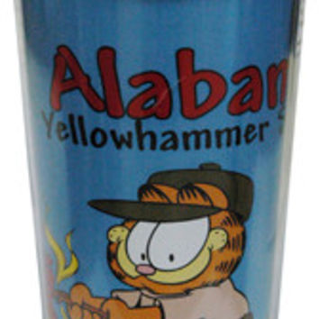 alabama travel mug- garfield camping Case of 24