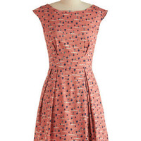 Fantastical Voyage Dress | Mod Retro Vintage Dresses | ModCloth.com