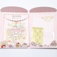 My Melody Letter Set: Story