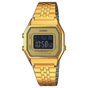 best casio gold watch products on wanelo. Black Bedroom Furniture Sets. Home Design Ideas