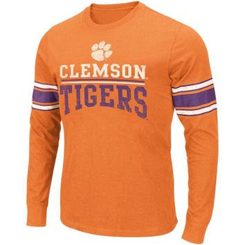 Clemson Tigers Armory Long Sleeve T-Shirt - Orange