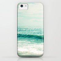 Sea of Tranquility... iPhone & iPod Case by Lisa Argyropoulos