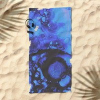 The Cool Down Beach Towel by duckyb